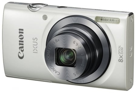 Canon Ixus 160 IS (PowerShot ELPH 160 IS) 3