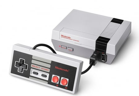 Nintendo Classic Mini: Nintendo Entertainment System 1