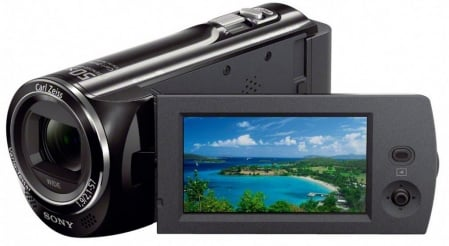 Sony HDR-CX280 2
