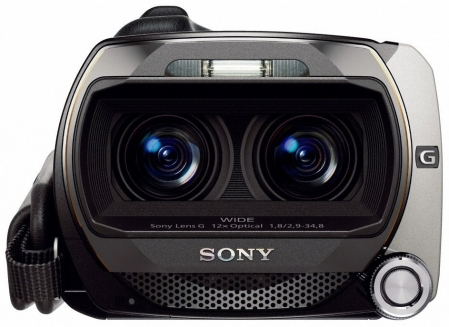Sony HDR-TD30 3