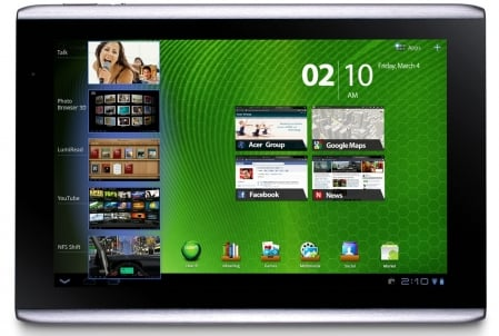 Acer Iconia Tab A501 1