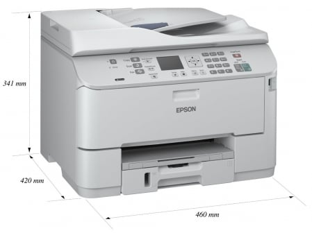 Epson WorkForce Pro WP-M4595DNF 2