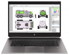 HP ZBook Studio 15 x360 G5