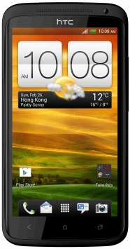 HTC One XL 1