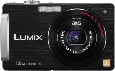 Panasonic Lumix DMC-FX580 1