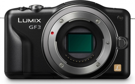 Panasonic Lumix DMC-GF3 3
