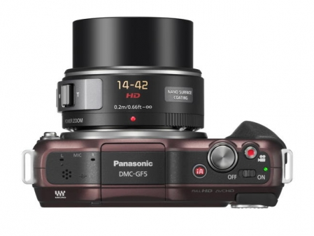 Panasonic Lumix DMC-GF5 7