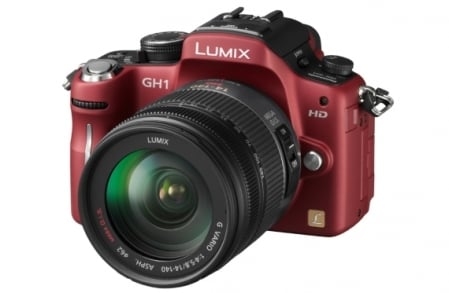 Panasonic Lumix DMC-GH1 4