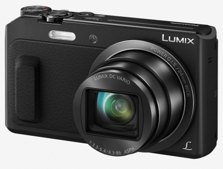 Panasonic Lumix DMC-TZ57 1
