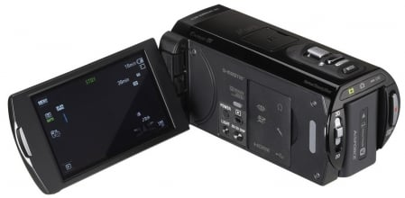 Sony HDR-TD30 4