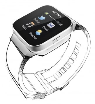 Sony SmartWatch 8
