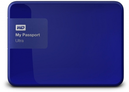 WD My Passport Ultra (2015) 4