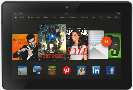 Amazon Kindle Fire HDX 8.9 1
