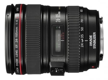 Canon EF 24-105 mm f/4L IS USM 2