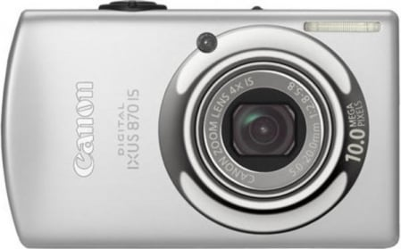 Canon IXUS 870 IS (PowerShot SD880 IS) 1