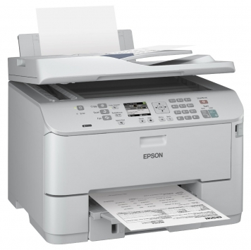 Epson WorkForce Pro WP-M4595DNF 4