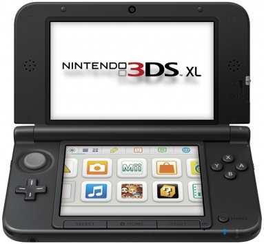 Nintendo 3DS XL 1