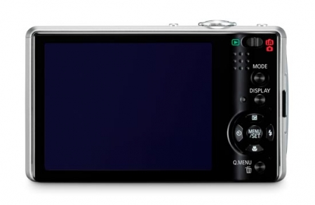 Panasonic Lumix DMC-FX580 2