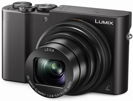 Panasonic Lumix DMC-TZ101 1