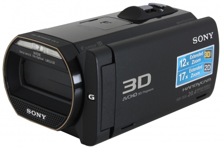 Sony HDR-TD30 7