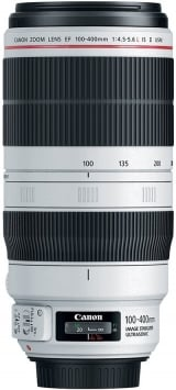 Canon EF 100-400mm f/4.5-5.6L IS II USM 4