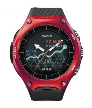 Casio WSD-F10 4