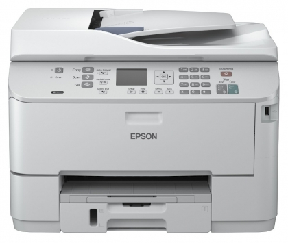 Epson WorkForce Pro WP-M4595DNF 5