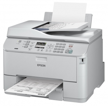 Epson WorkForce Pro WP-M4595DNF 6