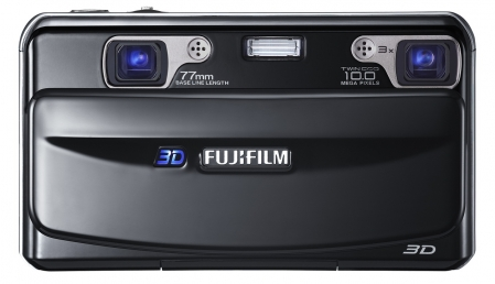 Fujifilm FinePix Real 3D W1 1