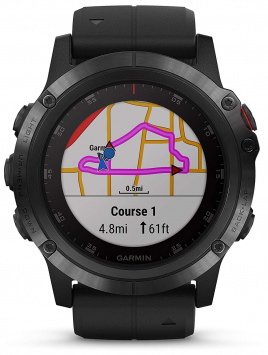 Garmin Fenix 5X Plus 3