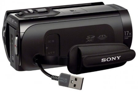 Sony HDR-TD30 8