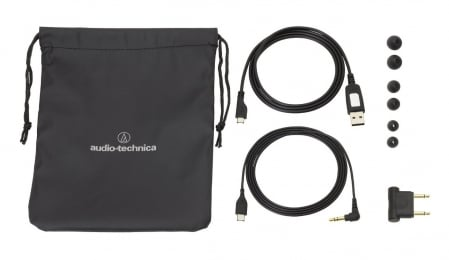Audio-Technica ATH-ANC40BT 2