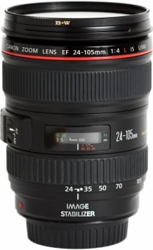 Canon EF 24-105 mm f/4L IS USM 1