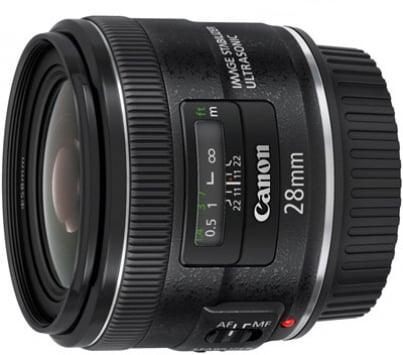 Canon EF 28mm f/2.8 IS USM 1