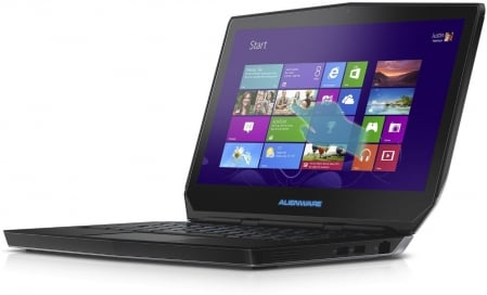 Dell Alienware 13 (2014) 5