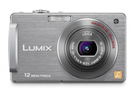 Panasonic Lumix DMC-FX580 4