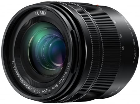 Panasonic Lumix G Vario 12-60mm f/3.5-5.6 Asph Power O.I.S. 1