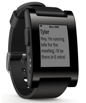 Pebble Smartwatch 3