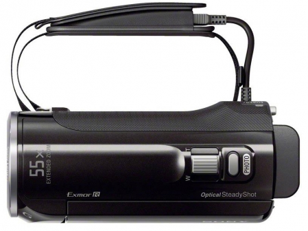 Sony HDR-CX320 5