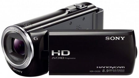 Sony HDR-CX320 1