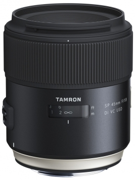 Tamron SP 45mm f/1.8 Di VC USD 1