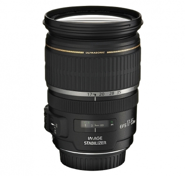 Canon EF-S 17-55 mm f/2.8 IS USM 1