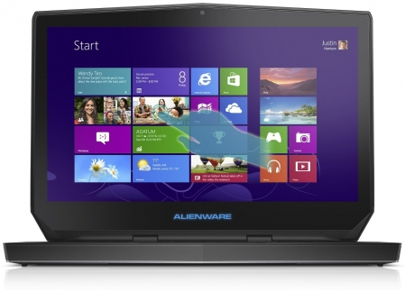 Dell Alienware 13 (2014) 6