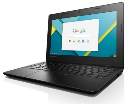 Lenovo Ideapad 100S Chromebook 4