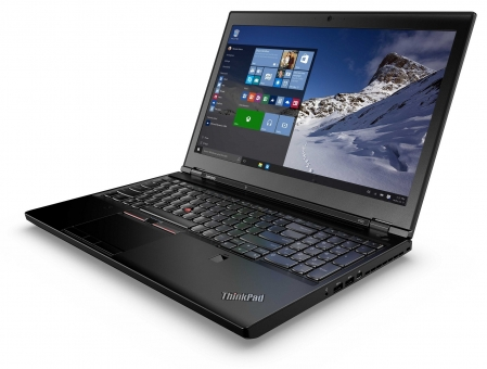 Lenovo ThinkPad P50 (2016) 1