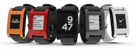 Pebble Smartwatch 6