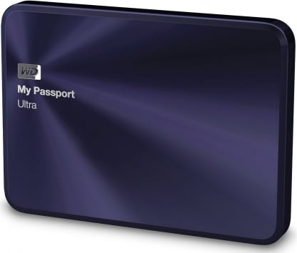 WD My Passport Ultra Metal 3