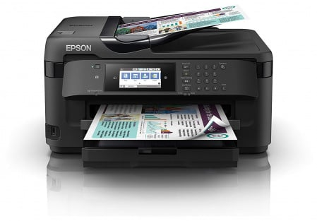 Epson WorkForce WF-7710DWF 1