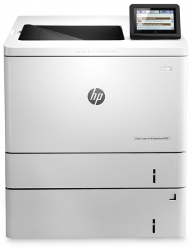 HP Colour LaserJet Enterprise M553x 1