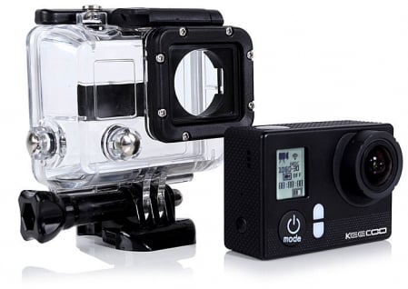 Keecoo WiFi Sports Camera 5
